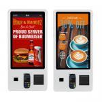 Buy cheap Food Ordering Restaurant Digital Signage Menuboard Fast Service from wholesalers