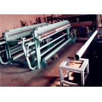 Horizontal High Speed Gabion Mesh Machine Used For Weaving Width 2 M