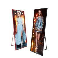 Buy cheap Ultra Lightweight Indoor LED Poster For Advisting , P1.9 P2.5 P3 Pixel Pitch from wholesalers