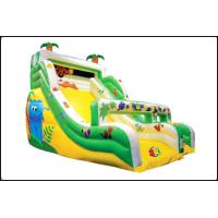Buy cheap Happy Hop Cheap Inflatable Bouncer Children Cartoon Inflatable Bounce and Slide from wholesalers
