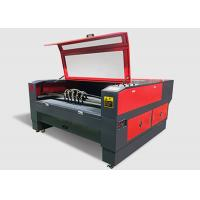 Buy cheap 150 W CNC Co2 Laser Cutting Engraving Machine 4 Head For Leather / PU / Canvas from wholesalers