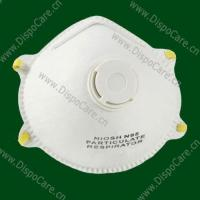Buy cheap N95 mask with valve ,n95 respirator with valve, particulate respirator with valve from wholesalers