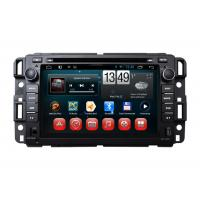 Buy cheap Buick Enclave Car GPS Navigation System Android DVD AM FM Tuner Reverse Camera product