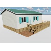 Buy cheap Affordable Portable Light Steel Frame Houses With 6 Years Experience from wholesalers