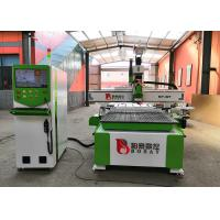 Buy cheap High Speed And Precision Cnc Wood Router , Wood Sculpture Cnc Cutting Machine product