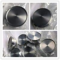 Buy cheap Forged Titanium Sputtering Target Round Shape For Chemical Engineering from wholesalers
