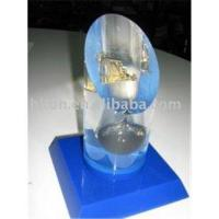 Buy cheap Crystal Souvenir Acrylic trophy from wholesalers