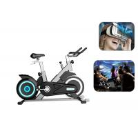 Buy cheap Professional Virtual Reality Bike Games 9D VR Stationary Bike With Multi Screen from wholesalers