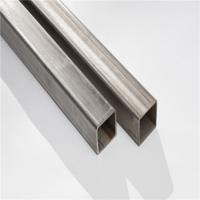 Buy cheap Hollow Stainless Steel Profiles Square Tube Round Square Shape Available from wholesalers