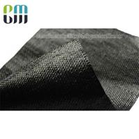 Buy cheap Black material Woven Polypropylene Fabric for Landscaping, Underlayment, Erosion Control from wholesalers