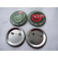 Buy cheap Tin Badge, Lapel Pin, Pin Badge, Button Badge from wholesalers