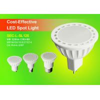 Buy cheap Cost Effective LED Spot Lamps GU10 MR16 E14 E27 4W SEC-L-SL125 from wholesalers