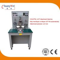 Buy cheap FPC to PCB Soldering Solution ACF Bonding Machine with Rotatable Tables from wholesalers