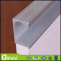 Buy cheap G shape aluminum extrusion kitchen cabinet handle from wholesalers