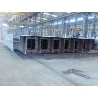 Buy cheap Heavy Duty Building Steel Frame Pre - Fabrication Commercial Steel Buildings from wholesalers