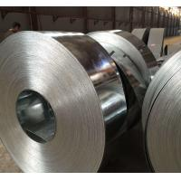 Buy cheap Greenhouses Galvanized Steel Strip , Strong Galvanized Sheet Metal Strips from wholesalers