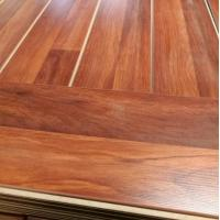 Buy cheap antique series 12mm Embossed Plank laminate flooring malaysia from wholesalers