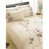 Buy cheap olive branch emb duvet cover from wholesalers