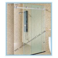 China Stainless steel glass shower room hardwares , Stainless steel glass shower room accessories on sale
