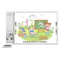 Buy cheap Wall mounted Integrated whiteboard , School White Boards with smart projecoter from wholesalers