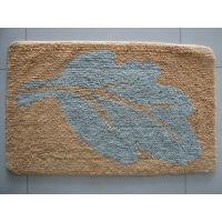 Buy cheap 100% Polyester Carpet Door Mat from wholesalers