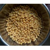 Buy cheap 3 Years Shelf Life Canned Chickpeas Nutrition / Garbanzo In Brine Easy Open Tin product
