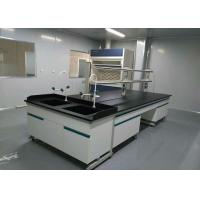 Buy cheap Acid / Alkali Resistant Wood Lab Furniture Phenolic / Epoxy Resin Work Top from wholesalers