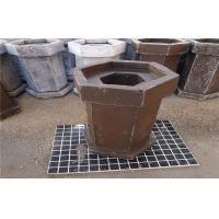 Cement Kiln Refractory Bricks , Al2O3 60% Heat Resistant Silica Mullite Brick