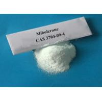 Buy cheap Powdered Muscle Building Prohormones CAS 3704-09-4 Cheque Drops Mibolerone Raw Steroid For Muscle Gaining from wholesalers