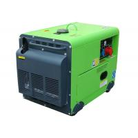 Buy cheap 186FE Engine Single Phase Home Use Small Portable Power Generator With ATS from wholesalers