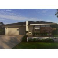 Buy cheap Fashion Designed Prefab Bungalow Homes 100 Years Life Time For Structure from wholesalers