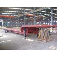 Buy cheap 50ft Tri-Axle Drop-Deck Semi Trailer (CSZ9300T) from wholesalers