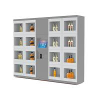 Buy cheap Non - Refrigerate Electronic Locker Vending Machines For Self Service Shopping from wholesalers