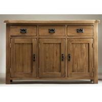 Buy cheap Home Tall Solid Oak Storage Cabinet With Doors , Large Wooden Storage Cabinets from wholesalers