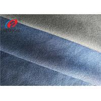 Buy cheap Thick Polyester Spandex Twill Fabric , School Uniform Fine Knit Fabric from wholesalers