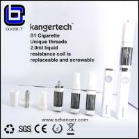 Buy cheap Stainless Steel Ecig Atomizer , Super Vapor Kanger T2 Clearomizer from wholesalers