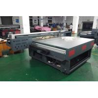 Buy cheap Glass Flatbed Uv Printer , Inkjet Flatbed Printing Machine Stable Operation from wholesalers