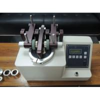 Buy cheap ASTM-D1044 Taber Abrasion Test Equipment For Suitcases / Carpets / Furniture from wholesalers