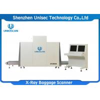Buy cheap Airport X Ray Baggage Scanner Tunnel Size 1m*1m , X-ray Screening System from wholesalers