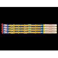 Buy cheap 8 shots magic roman candle fireworks for sale from wholesalers