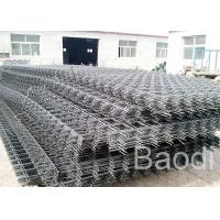 Buy cheap Deformed Bar Welded Steel Wire Remesh Sheet 2.4 M Panel Width For Airport / Tunnel from wholesalers