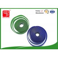 Custom sew on male and female Hook and Loop Tape 25 m per roll