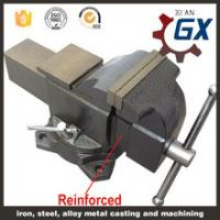 Buy cheap High Quality Heavy Duty Type 83 Swivel Adjustable Bench Vise 4 5 6 from wholesalers