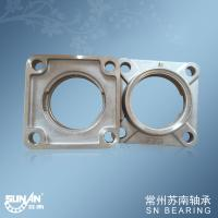Buy cheap Stainless steel 45mm Bearing Flange Housing High Precision SF209 from Wholesalers