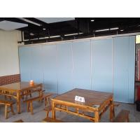 Buy cheap Melamine Finished Soundproof Movable Acoustic Panel For Training Hall / Office from wholesalers