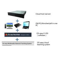 Buy cheap Desktop Virtualization Software For University , Double Desktop Mode Replace Traditional PC from wholesalers