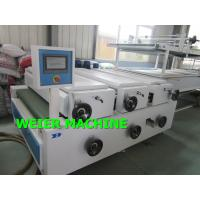 Buy cheap 4mm Plastic Extrusion Machines / Decoration Sheet Plastic Extrusion Machinery from wholesalers