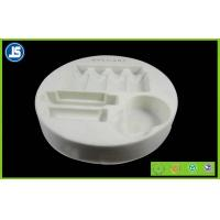 Buy cheap Body Care And Beauty Industry Cosmetic PS Flocking Tray Insert For Bvlgari product