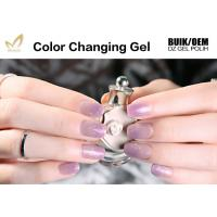 Buy cheap Healthy Thermal Mood Changing Gel Nail Polish Changes Colour With Temperature from wholesalers