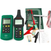 Buy cheap Auto Ranging Underground Cable Detector , Advanced Wire Tracer With Transmitter from wholesalers